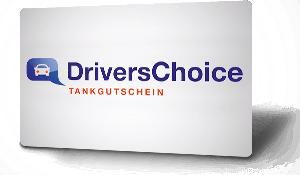 Driverschoice-Gutschein