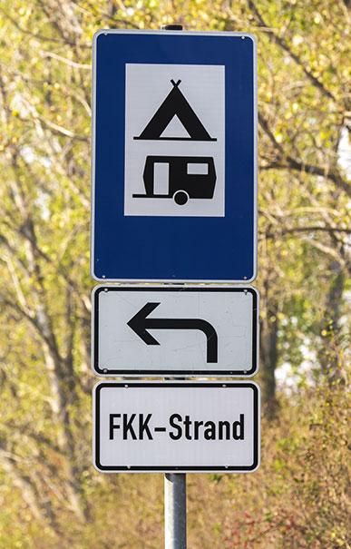 FKK Camping in Dänemark