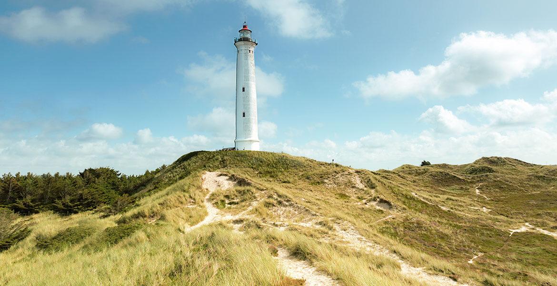 Hvide Sande in Dänemark