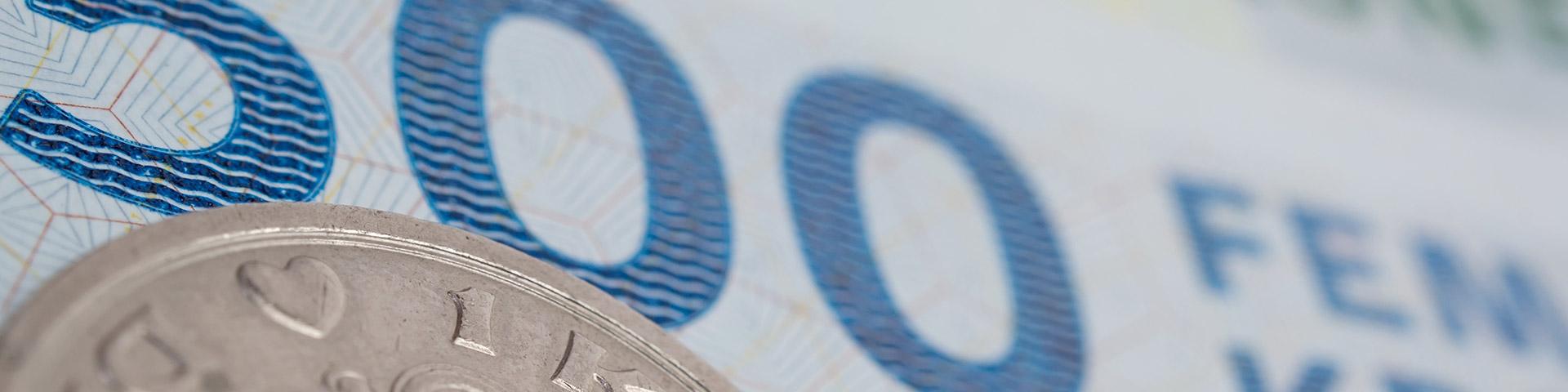 Währung in Dänemark: die Dänische Krone